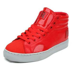 BASKET ALIFE Shell Toe Warrior Reptile Red