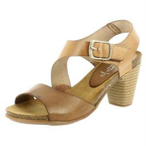 SANDALE - NU-PIEDS sandales  /  nu-pieds femme marila 11820