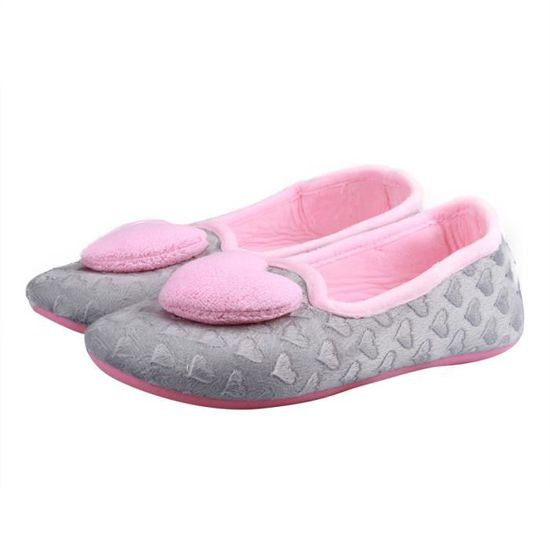 De Femmes Benjanies Les Yoga Pantoufles Enceintes Chaussures gris Chaudes Ybfg6y7