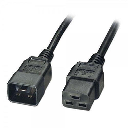 LINDY Câble secteur IEC - 0,7m
