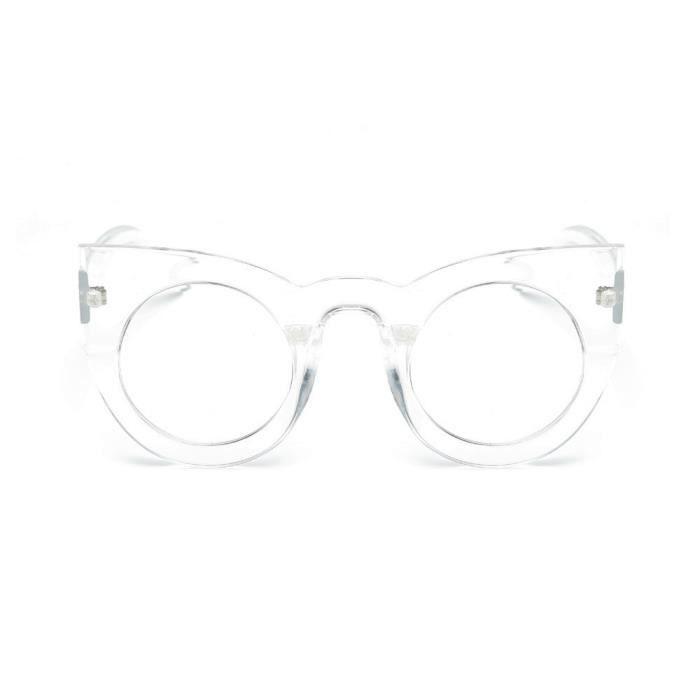 Femmes Hommes Vintage Retro Lunettes Mode Unisexe Aviator Lunettes de soleil miroir lentilleblanc-LJL70303132A_1234