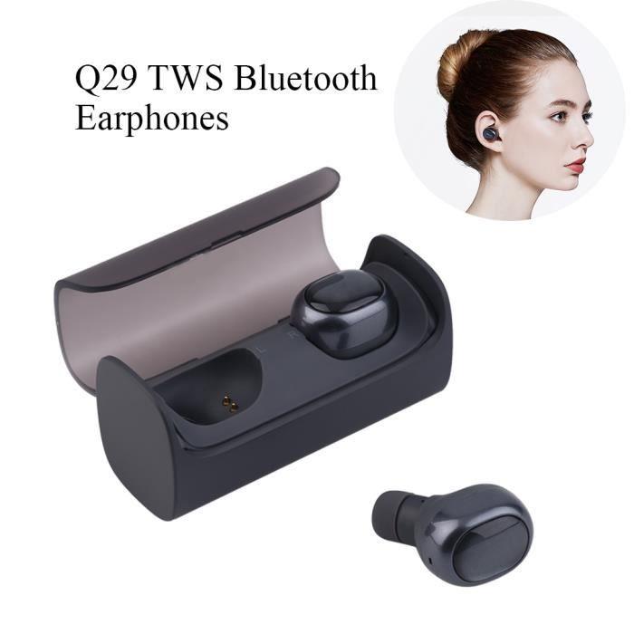 Ecouteurs Intra-auriculaires Sans Fil Bluetooth 4.1