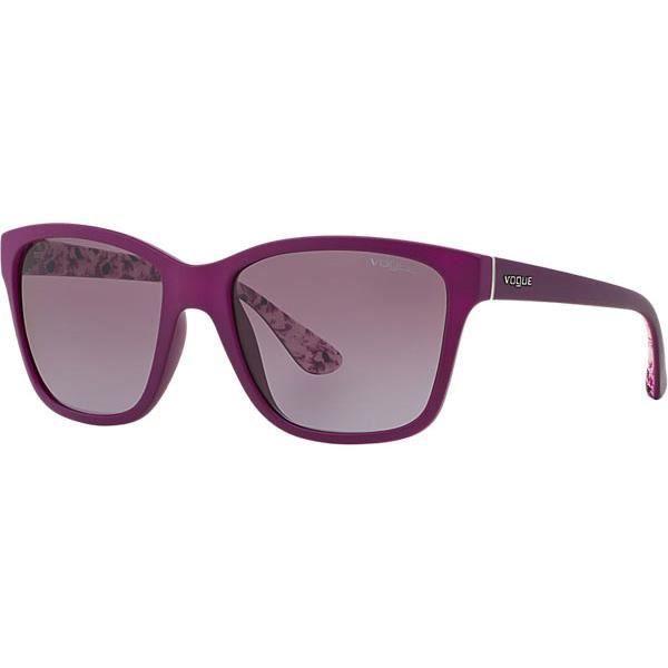 9b759c4808111f Vogue VO2896S 22248H VIOLET T 54 - Achat   Vente lunettes de soleil ...