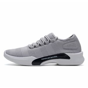 Basket Homme Ultra Comfortable Occasionnelles Chaussure DTG-XZ011Gris-40 hyYHpx05Us