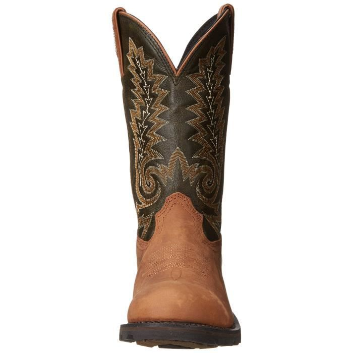 Rkw0198 Western Boot XDWWL Taille-44