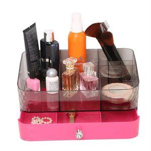 PALETTE DE MAQUILLAGE  Boîte de Rangement Tiroir pour Maquillage Bijoux R