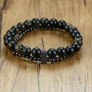 BRACELET - GOURMETTE Bracelet Titane aimant fonction titane fibre de ca