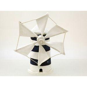 Moulin a vent en bois achat vente moulin a vent en bois pas cher cdiscount - Moulin a vent decoratif ...