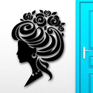 cadre salon de coiffure achat vente pas cher. Black Bedroom Furniture Sets. Home Design Ideas