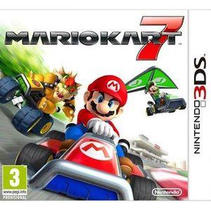 JEU 3DS Mario Kart 7