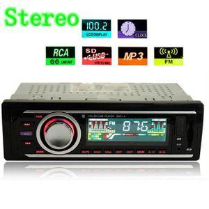 AUTORADIO TEMPSA 12V Car In-Dash AUX Audio MP3 stéréo FM Lec
