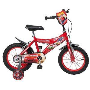 VÉLO ENFANT Toimsa - 734 - Vélo pour Enfant - Cars - Garçon…
