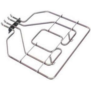 PIÈCE APPAREIL CUISSON Resistance de voute/grill 2800W pour Fours - Cuisi