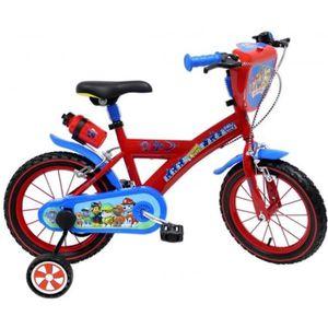 VÉLO ENFANT Vélo PAT PATROUILLE 14 pouces