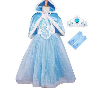 DÉGUISEMENT - PANOPLIE Princesse Reine Déguisement Enfant Fille Robe avec