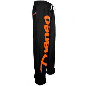 ... pour le sport Noir et Orange. SURVÊTEMENT Pantalon Jogging coton Djaneo  Rio Homme et Femme p 6ac0505d93e