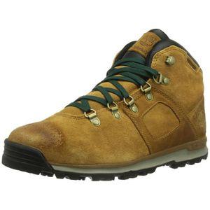 Randonnée Timberland Scramble Cuir Pour De Chaussures Imperméables N0Okw8nPX