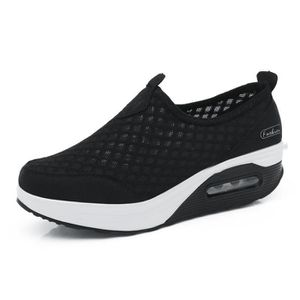 43f06ce129a BASKET 2018 Baskets Sneaker Femme Chaussures Air Coussin