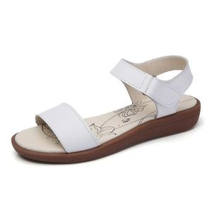 f7f51d2ca783c SANDALE - NU-PIEDS Sandales Femmes Confort Été Gladiateur Style Appar