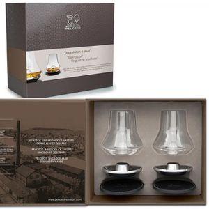 COFFRET SOMMELIER Peugeot - 250348 Coffret dégustation Whisky Multic