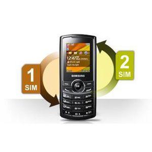 SMARTPHONE Samsung E2230 Noir