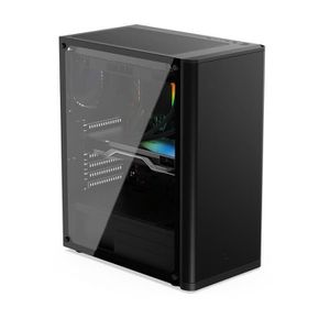 UNITÉ CENTRALE  PC Gamer, AMD Athlon, RX 550, 240 Go SSD, 1 To HDD