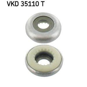 COMBINE RESSORTS SKF Roulement de butée de suspension VKD 35110 T