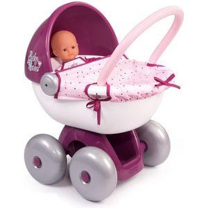 ACCESSOIRE POUPON SMOBY Baby Nurse Landau