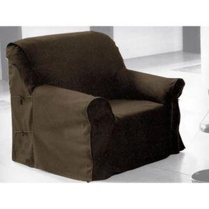 housse fauteuil club achat vente housse fauteuil club pas cher soldes d s le 10 janvier. Black Bedroom Furniture Sets. Home Design Ideas