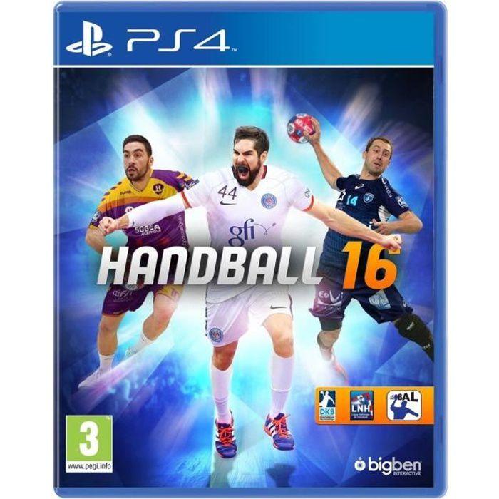 handball 16 jeu ps4 achat vente jeu ps4 handball 16. Black Bedroom Furniture Sets. Home Design Ideas