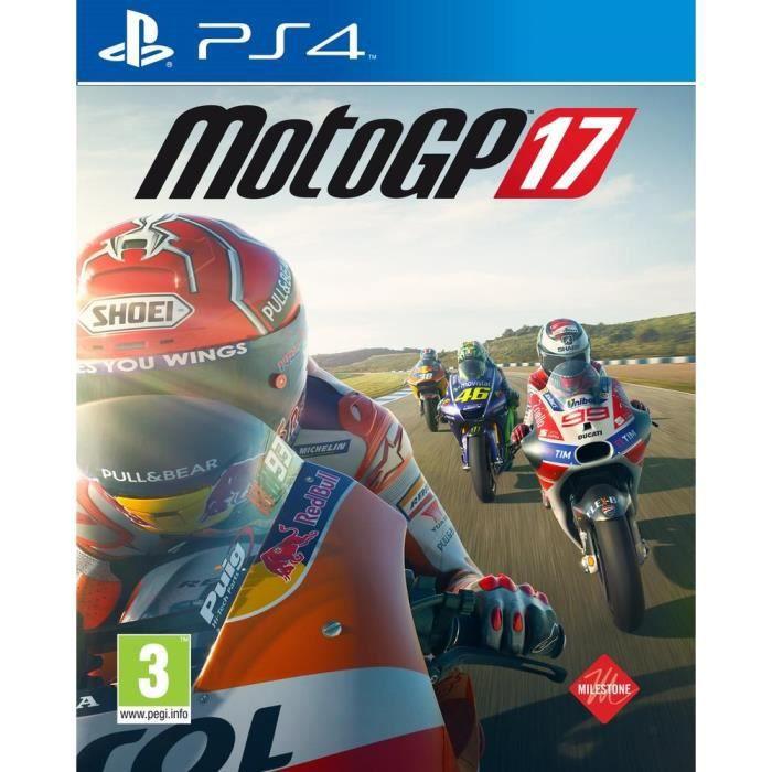 MotoGP™17 Jeu PS4