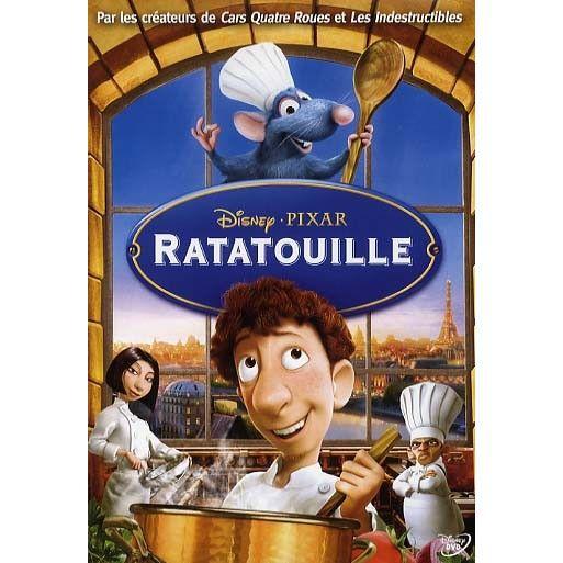 Ratatouille en dvd dessin anim pas cher cdiscount - Dessin anime ratatouille gratuit ...