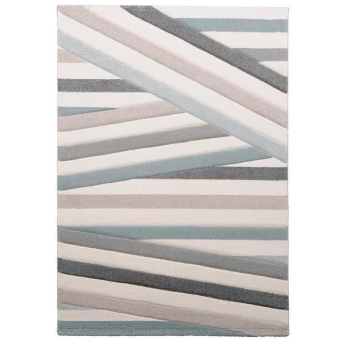 TAPIS Tapis de salon multi 120x170cm
