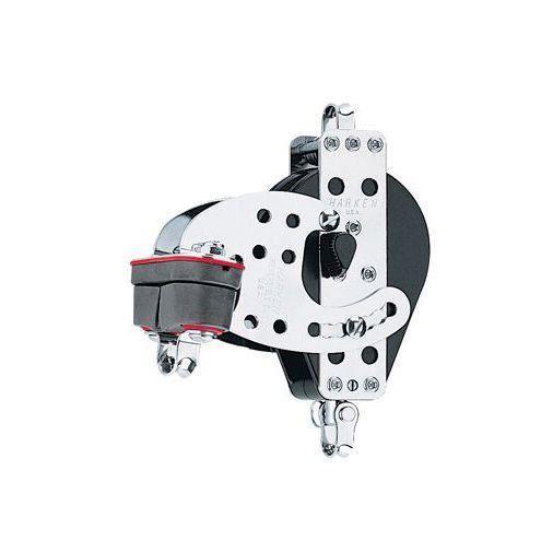 Poulie ESP croisière simple à plaquer Modele 40mm