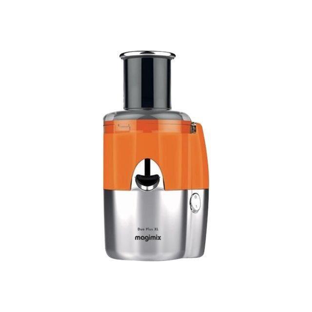 Magimix Duo Plus XL Centrifugeuse - presse-agrumes 400 Watt orange ...