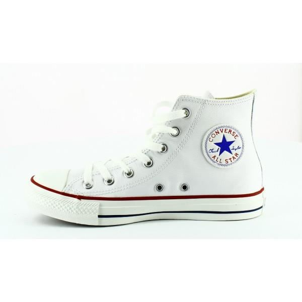 Converse All Star Leather Hi - R...