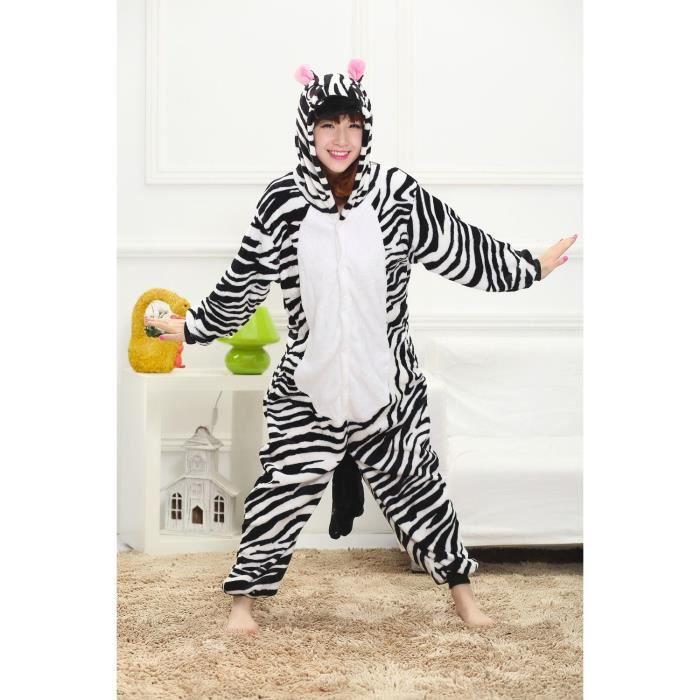 en ligne commander en ligne chaussures de séparation Costume Pyjama combinaison homme/femme adultes/ado animaux/animal  grenouilleres kigurumi pikachu/Totoro/dinosaure/chat/ours/panada