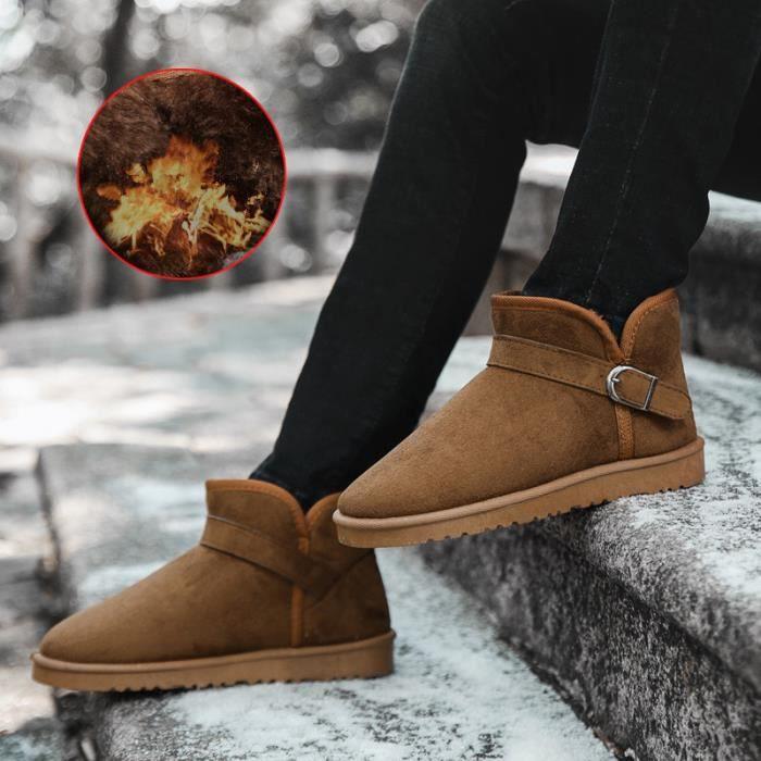 Botte De Neige Meilleure Qualité Chaussures Meilleure Qualité