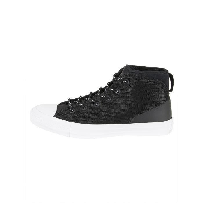 CTAS Noir Mid Syde Homme Street Converse Trainers fwpq4