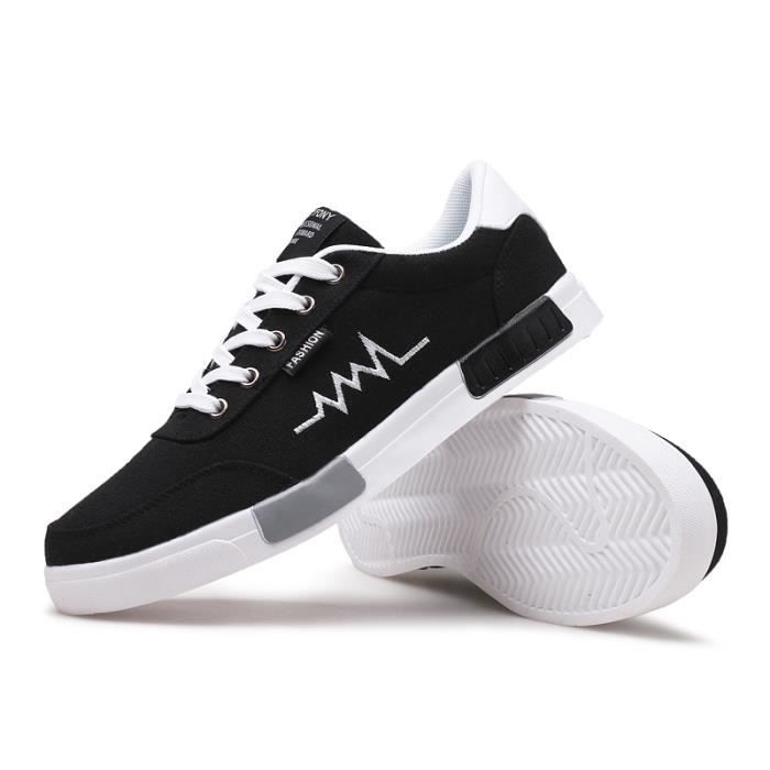 Basket Homme Chaussures De Skate Run Masculines Respirante Chaussures YS-9 v84EGwc4e