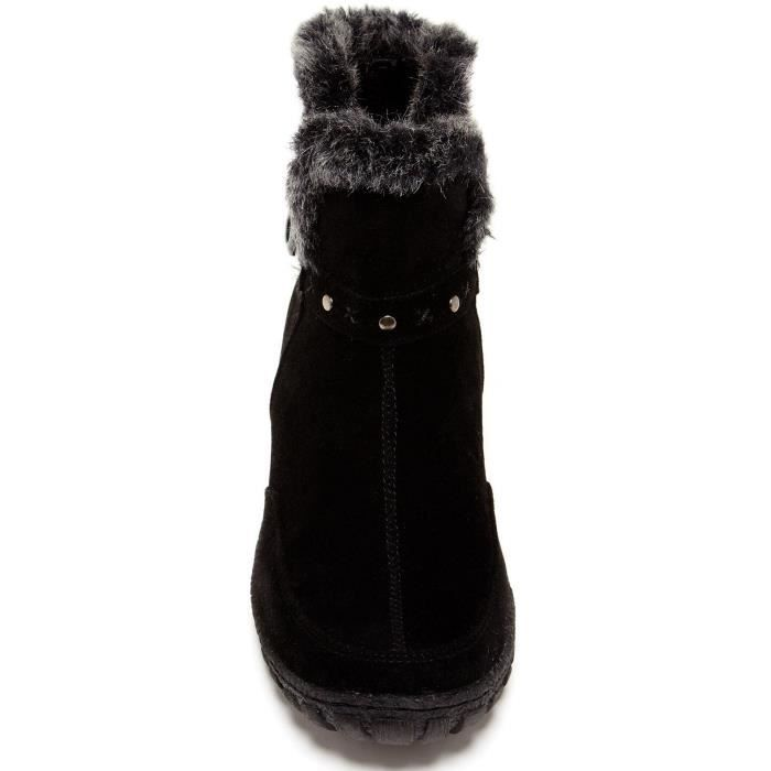 Dottie Suede Boot With Faux Fur Trim RA4L6 Taille-40 33ea4IIi