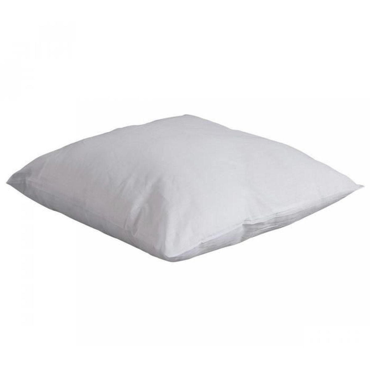 oreiller reve de nuit Pack 2 Oreillers Confort 60x60 Reve de Nuit   Achat / Vente  oreiller reve de nuit