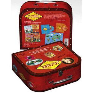 Livre 3-6 ANS La valise petit voyageur