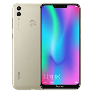 SMARTPHONE Huawei Honor 8C 64 Go Or Double Sim Android 8.1