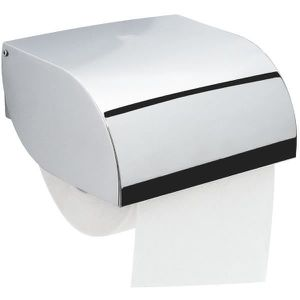 SERVITEUR WC Distributeur papier WC - laiton - Inda