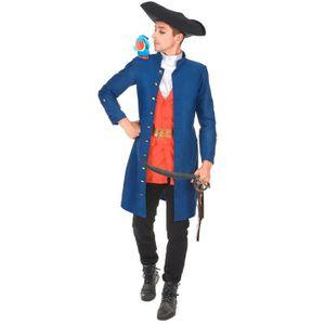 DÉGUISEMENT - PANOPLIE Déguisement capitaine pirate homme