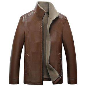 Grossiste veste simili cuir pas cher