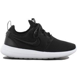 best website e678c 639fe ESPADRILLE Nike Roshe Two BR 896445-001 Femmes Chaussures Bas