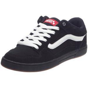 VÉLO BMX Vans chaussures baxter bmx homme noires - blanches