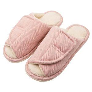 27a2057f7e092 CHAUSSON - PANTOUFLE chaussure glissière pour femmes chaussure en épong